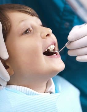Have your child seen by David Shannon, DDS every six months