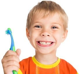 David Shannon, DDS is happy to see your child at any age.