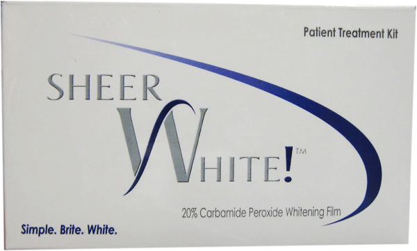Win a Sheer White Home Whitening Kit